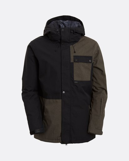 8 Arcade - Jacket for Men Black U6JM28BIF0 Billabong