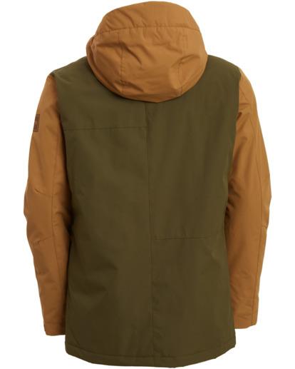 1 Arcade - Jacke für Männer Grün U6JM28BIF0 Billabong