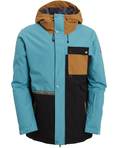 9 Arcade - Jacke für Männer  U6JM28BIF0 Billabong