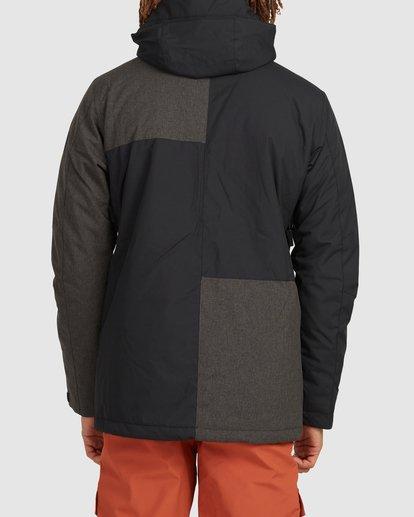 2 Arcade Jacket Black U6JM28S Billabong