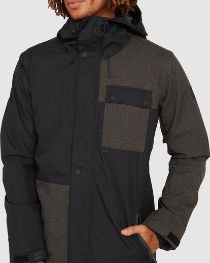 5 Arcade Jacket Black U6JM28S Billabong