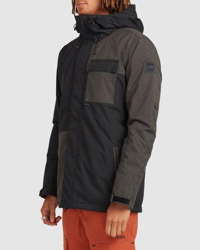 1 Arcade Jacket Black U6JM28S Billabong
