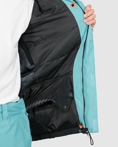 5 Arcade Jacket Blue U6JM28S Billabong