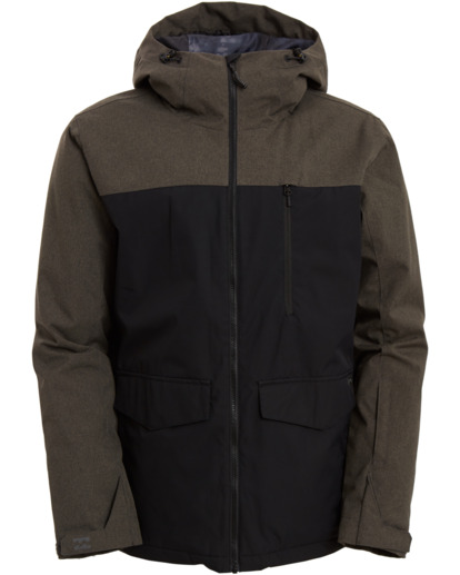 8 All Day - Jacket for Men Grey U6JM29BIF0 Billabong
