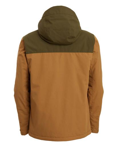 10 All Day - Jacket for Men Brown U6JM29BIF0 Billabong