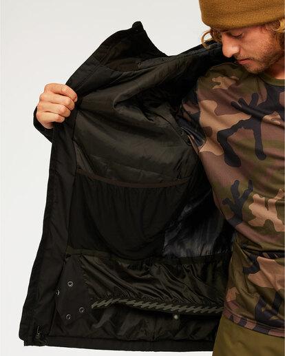 3 All Day - Jacke für Männer Schwarz U6JM29BIF0 Billabong