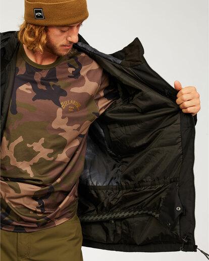 1 All Day - Jacke für Männer Schwarz U6JM29BIF0 Billabong