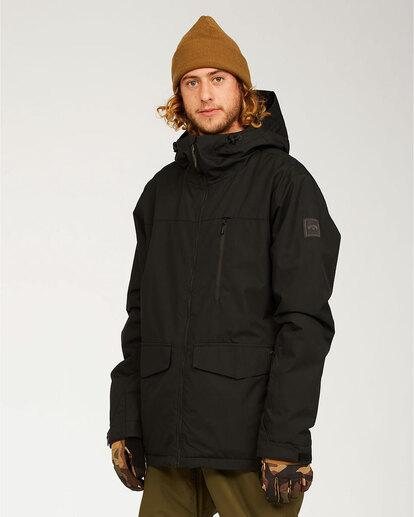 4 All Day - Jacke für Männer Schwarz U6JM29BIF0 Billabong