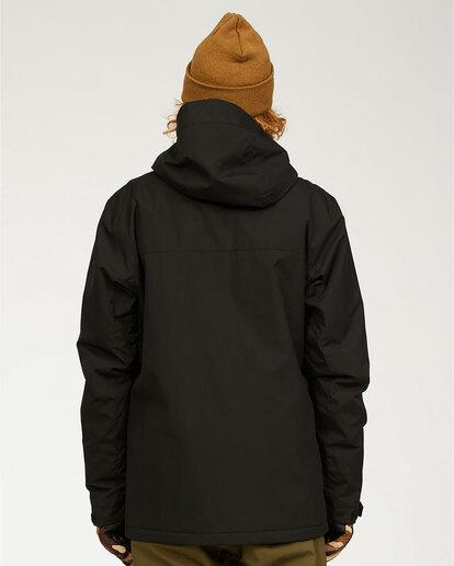 5 All Day - Jacke für Männer Schwarz U6JM29BIF0 Billabong