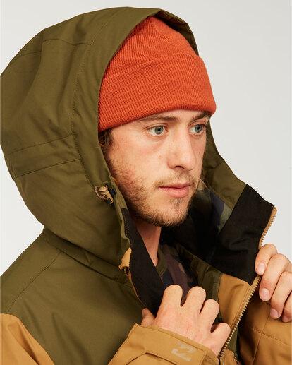 7 All Day - Jacket for Men Brown U6JM29BIF0 Billabong