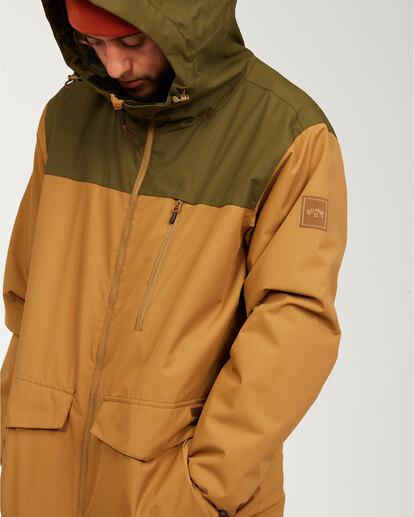 8 All Day - Jacket for Men Brown U6JM29BIF0 Billabong