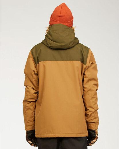 2 All Day - Jacket for Men Brown U6JM29BIF0 Billabong