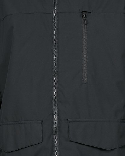 4 All Day Jacket Black U6JM29S Billabong