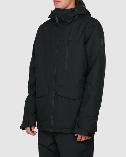 1 All Day Jacket Black U6JM29S Billabong