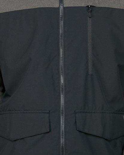 4 All Day 2L 10K Jacket Grey U6JM29S Billabong