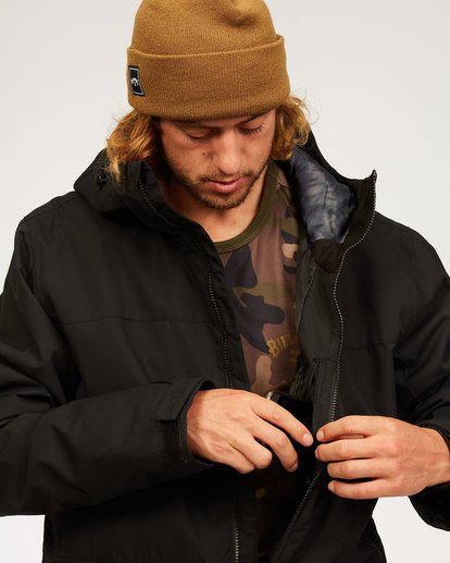 9 All Day Jacket Black U6JM29S Billabong