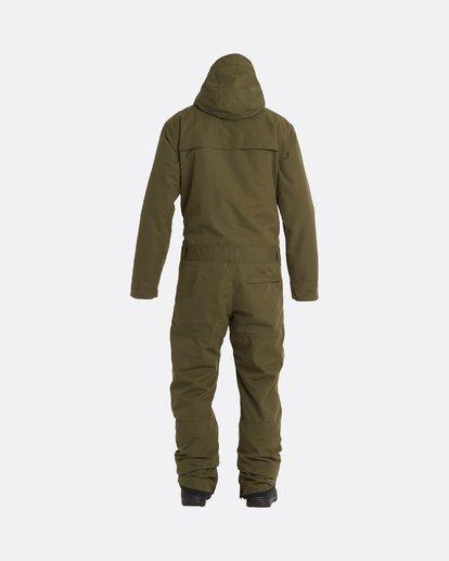 10 Fuller Suit - Jacke für Männer Grün U6JM31BIF0 Billabong
