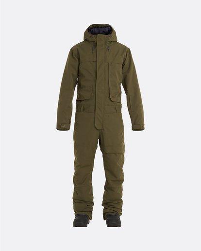 9 Fuller Suit - Jacke für Männer Grün U6JM31BIF0 Billabong
