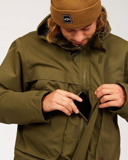 2 Fuller Suit - Jacke für Männer Grün U6JM31BIF0 Billabong