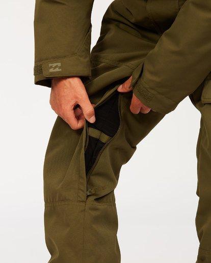 3 Fuller Suit - Jacke für Männer Grün U6JM31BIF0 Billabong