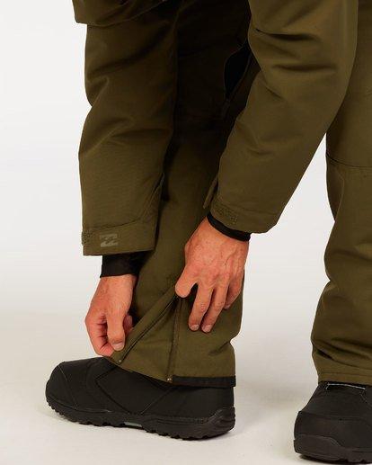 7 Fuller Suit - Jacke für Männer Grün U6JM31BIF0 Billabong
