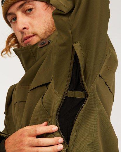 1 Fuller Suit - Jacke für Männer Grün U6JM31BIF0 Billabong
