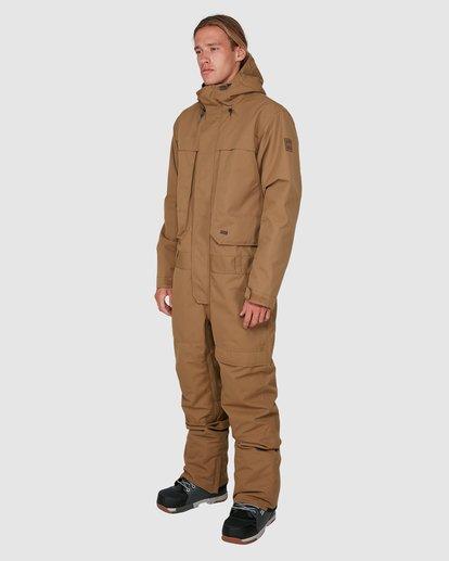 1 Fuller Suit Brown U6JM31S Billabong