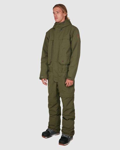 1 Fuller Suit Green U6JM31S Billabong