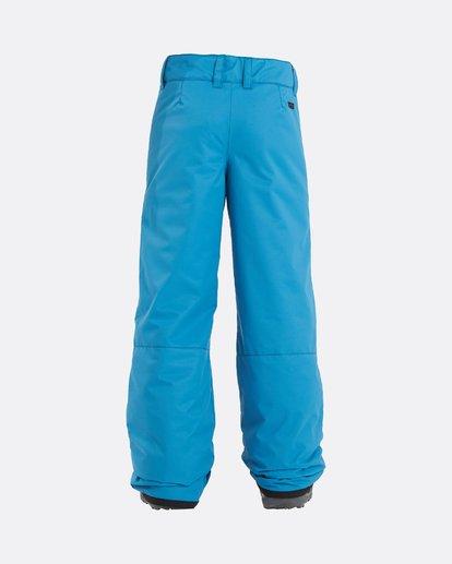 1 Grom - Pantalones para nieve para Chicos Azul U6PB10BIF0 Billabong