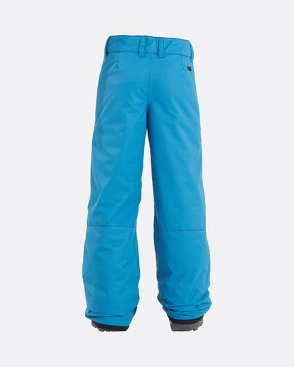 1 Grom - Snow Pants for Boys Blue U6PB10BIF0 Billabong