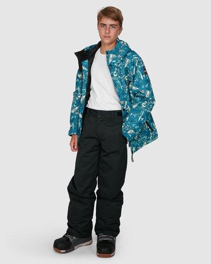 7 Grom Boys Pants Black U6PB10S Billabong