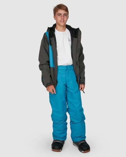 7 Boys 8-16 Grom Pants Blue U6PB10S Billabong