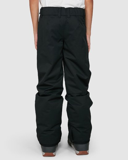 5 Grom Boys Pants Black U6PB10S Billabong