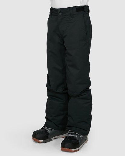 1 Grom Boys Pants Black U6PB10S Billabong
