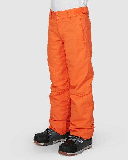 1 Grom Boys Pants Orange U6PB10S Billabong