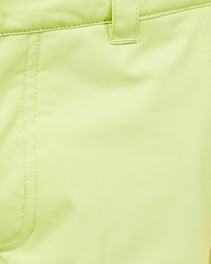 6 Boys 8-16 Grom Pants Green U6PB10S Billabong