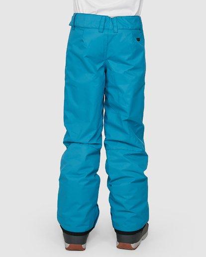 2 Boys 8-16 Grom Pants Blue U6PB10S Billabong