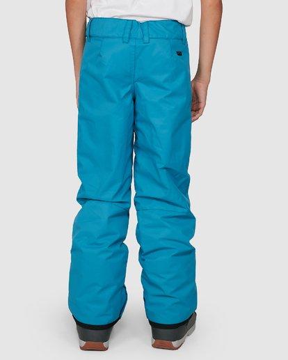 5 Boys 8-16 Grom Pants Blue U6PB10S Billabong