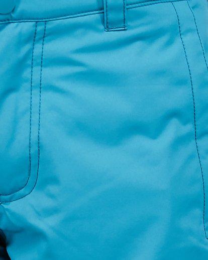6 Boys 8-16 Grom Pants Blue U6PB10S Billabong