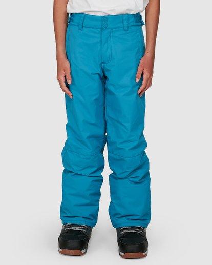 3 Boys 8-16 Grom Pants Blue U6PB10S Billabong