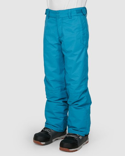 1 Boys 8-16 Grom Pants Blue U6PB10S Billabong