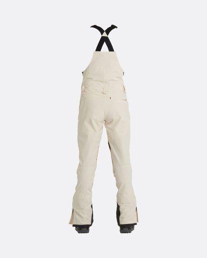 9 Adventure Division Collection Drifter Stx - Pantalones para nieve para Mujer Blanco U6PF20BIF0 Billabong