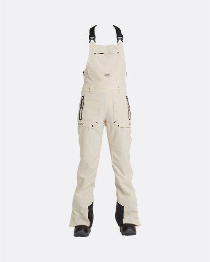 8 Adventure Division Collection Drifter Stx - Pantalones para nieve para Mujer Blanco U6PF20BIF0 Billabong
