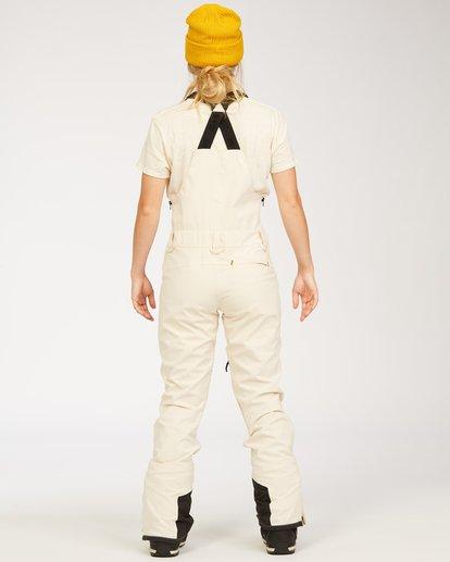 2 Adventure Division Collection Drifter Stx - Pantalones para nieve para Mujer Blanco U6PF20BIF0 Billabong