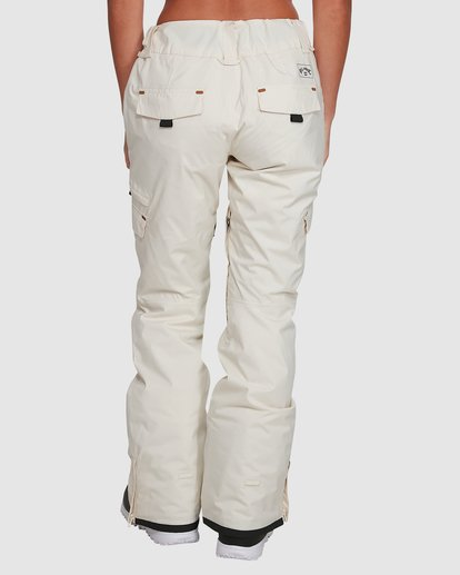 3 Nela Pants White U6PF21 Billabong