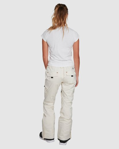 5 Nela Pants White U6PF21 Billabong