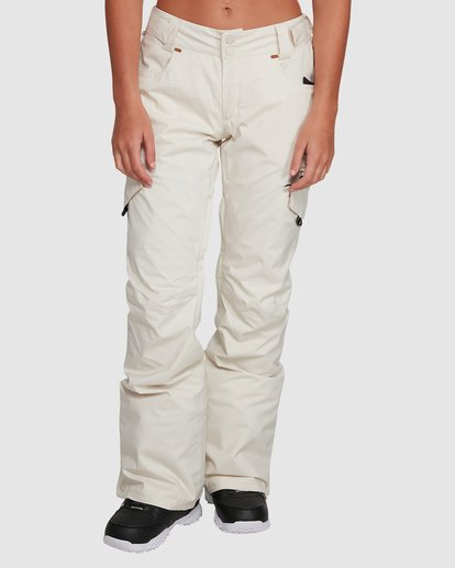 2 Nela Pants White U6PF21 Billabong