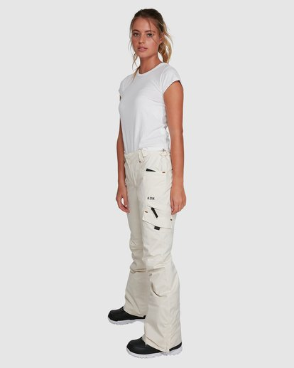 1 Nela Pants White U6PF21 Billabong