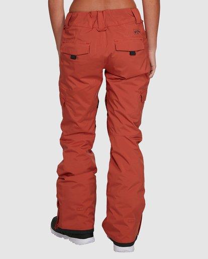 4 Nela Pants Orange U6PF21 Billabong