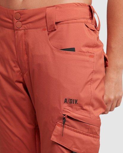 5 Nela Pants Orange U6PF21 Billabong